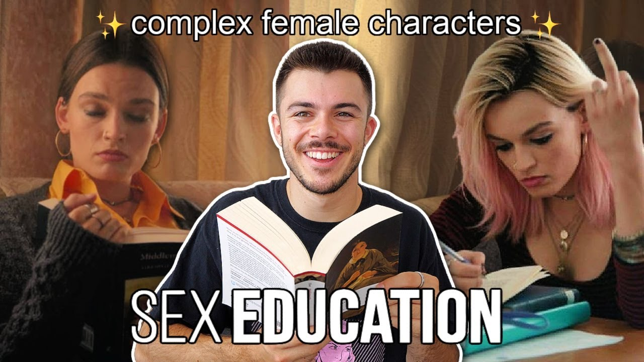 i read every book Maeve Wiley recommends in Sex Education... and she did not disappoint