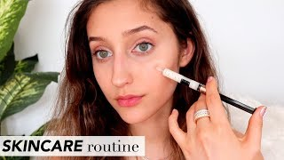 LUXURY SKINCARE GLOW ROUTINE | Favorites and Tips