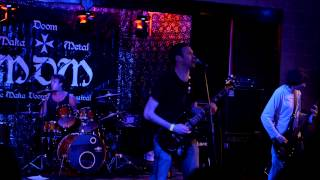 Iron Hearse - Live at Malta Doom Metal Festival 2013