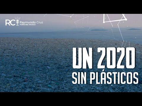 ¡UN 2020 SIN PLÁSTICOS!