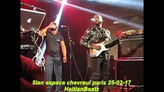 5lan feat oswald live espace cheuvreuil paris haitianbeatzcom