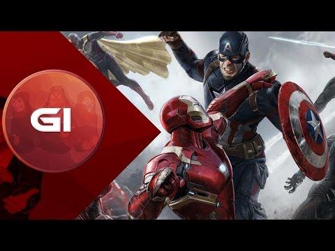 Captain America: Civil War Review/Discussion