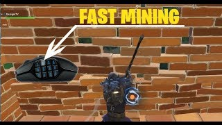 [PATCH] Tutorial: Create a macro fast mining on fortnite (logitech)