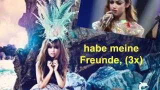 Aura Dione - Friends (deutsche Übersetzung)