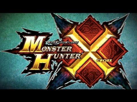 Monster Hunter X - Japan Announcement Trailer