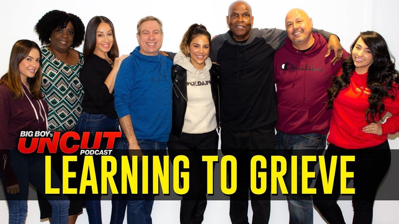 Neighborhood Talks About Grieving Kobe Bryant and Loved Ones w/ David Kessler