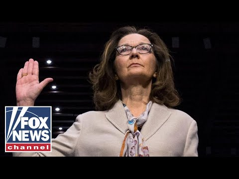 Watch Live: Gina Haspel sworn in as first female CIA director