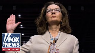 Gina Haspel sworn in as CIA director