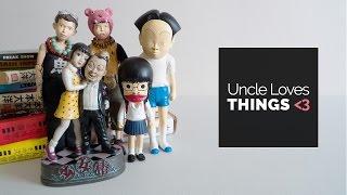 Manga Related Things (Tekkonkinkreet, Mr Arashi's Amazing Freak Show, Ping-Pong Club)