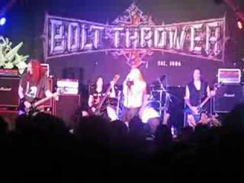 BOLT THROWER Live In Battle There Is No Law mp3