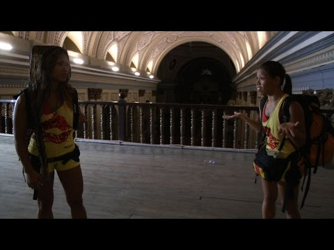 A shocking confrontation at The Amazing Race Philippines Pit Stop (English Subs!)