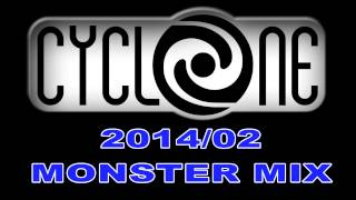 AEROBIC MIX 2014/02 /MONSTER MIX