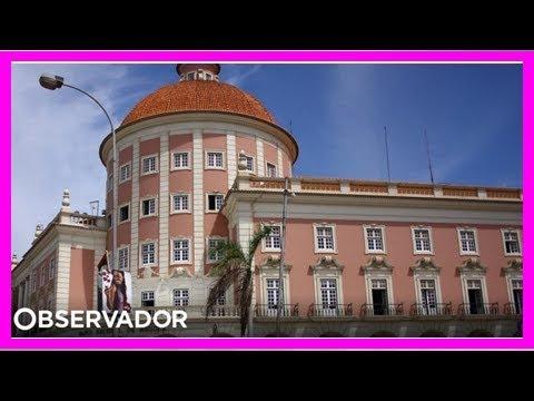 Presidente angolano exonera governador do banco nacional de angola