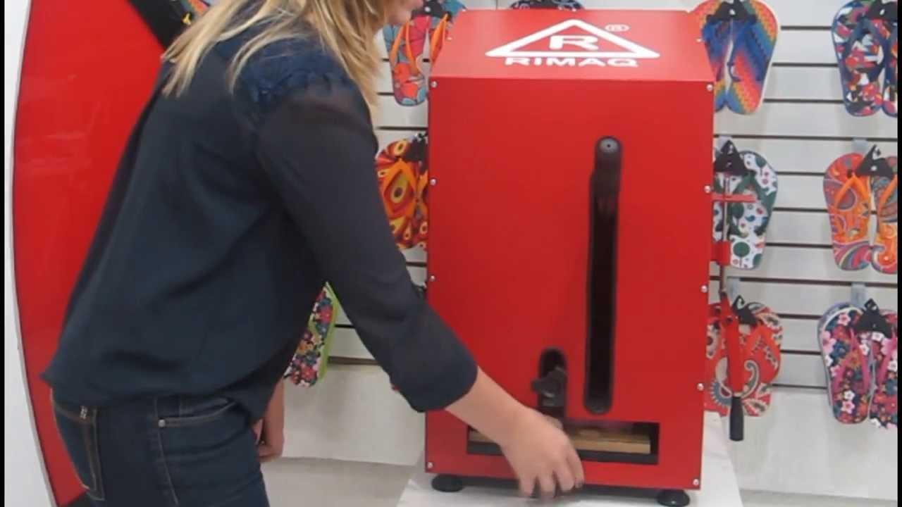 b7a91cf0d Máquina de Fazer Chinelos Manual Rimaq - Faça mais de 240 pares/dia. -  YouTube