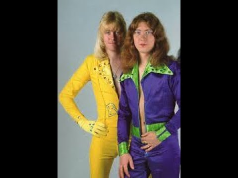The Sweet - Brian Connolly and Steve Priest