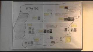 香月泰男美術館で行われている欧州遊学スケッチ展のご紹介です。