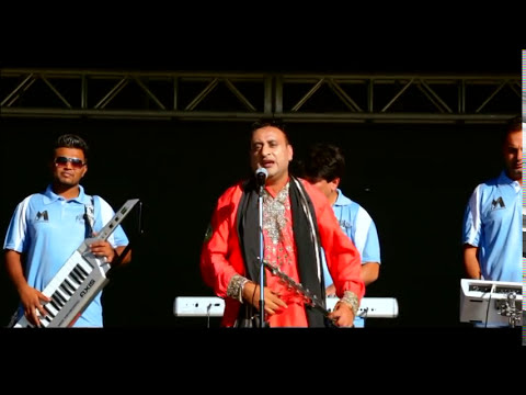 Latest Punjabi Song 2015 ||Harry Sandhu ||Live  || Mangal Hathur || Part 1 Yaar Punjabi || HD