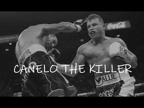 Canelo the Killer — Breakdown of Canelo's Control Game