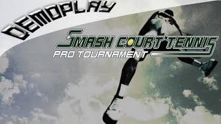 Demoplay: Smash Court Tennis Pro Tournament