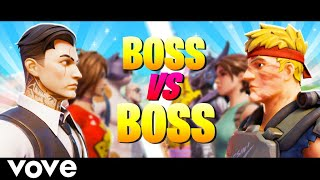 Guizmow - LE CLASH DES BOSS (Clip Fortnite Officiel)