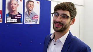 SPD-Politiker mit Tourette-Syndrom: Warum Bijan Kaffenberger anders tickt