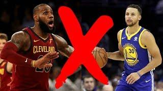 8 Reasons Why 2018 NBA Finals WON'T Be Cavs vs. Warriors