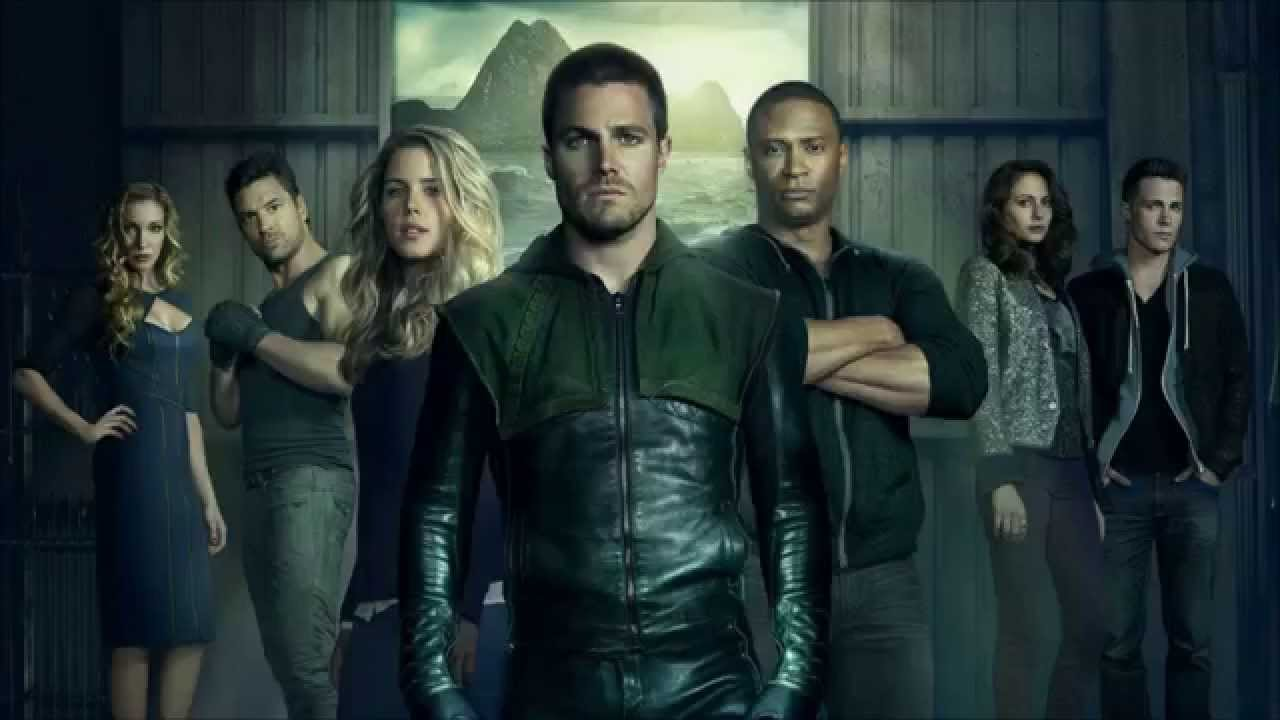 Image result for ARROW SEASON2