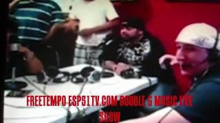 FREETEMPO ESP51TV COM DOUBLE G MUSIC LIVE SHOW PT 1.