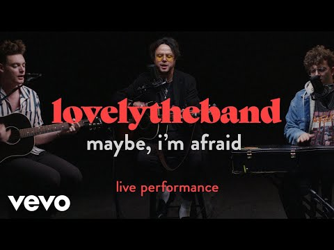 Mike Jones - lovelytheband Goes Acoustic On Maybe, I'm Afraid