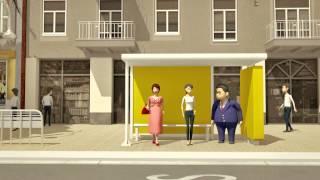 La lactancia en el trabajo (animación)