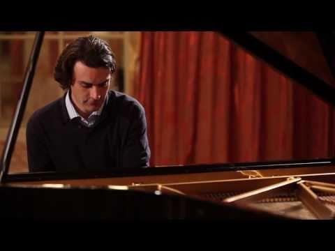Pianist Ivan Ilić performs Leopold Godowsky 'Chopin Study' no.18a
