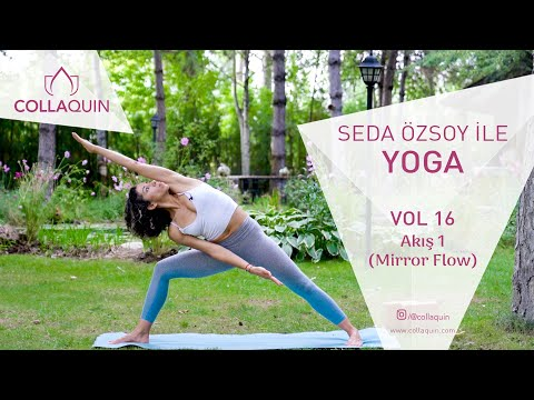 Seda Özsoy İle Yoga | Vol 16 | Akış 1 (Mirror Flow)