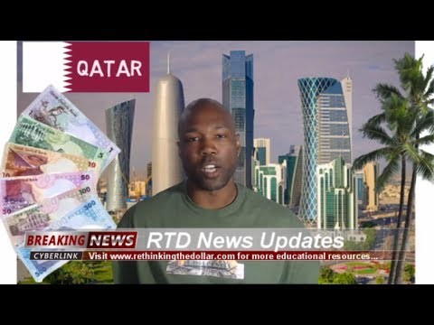 Qatari Currency Is In Big Trouble
