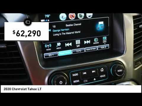 2020 Chevrolet Tahoe LT NewNew or Used LR102816