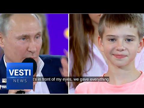 Putin Spoke with