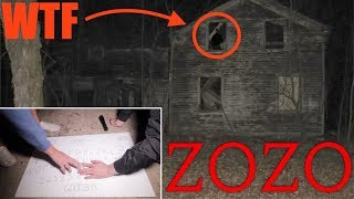 (GONE WRONG) SCARIEST ZOZO EXPERIENCE EVER AT 3AM (HE SHOWED HIMSELF THROUGH THE PLANCHETTE)
