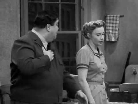 The Honeymooners: Ralph and Alice argue over the Mambo
