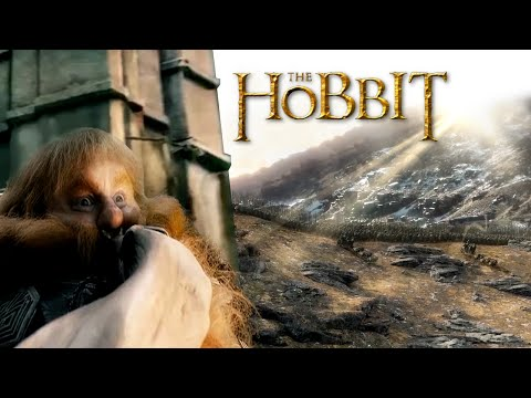 They're Taking The Hobbits To Isengard - HORN VERSION (Battle of the Five Armies)
