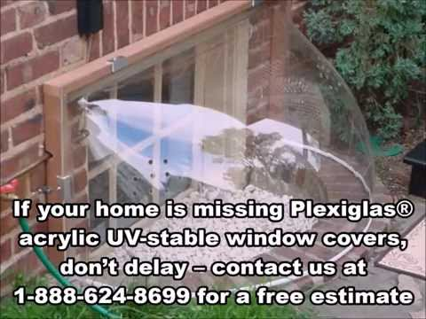 Plexiglas Window Well Covers Philadelphia PA