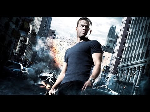 New Action Movies Hight Rating Hollywood / Jason Bourne  / BOURNE 5
