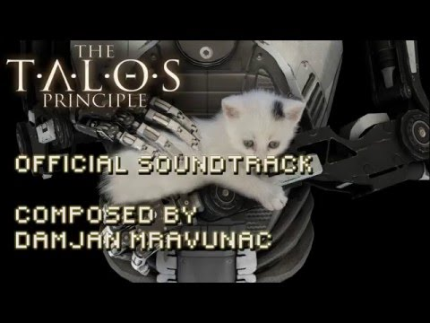 The Talos Principle OST - Deluxe Edition (without Elohim's voice)