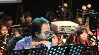 舞笛-沙巴崇正中學華樂團與楊偉傑
