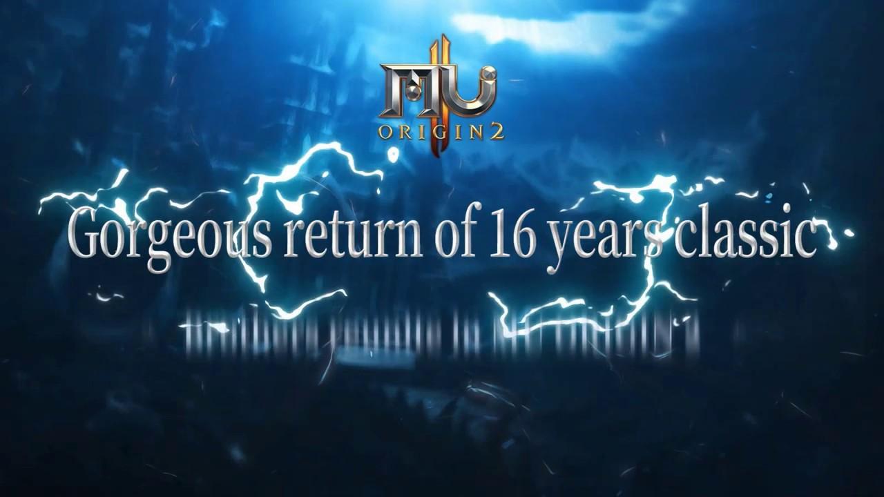 Pre-Registration Opens for Legendary MMORPG MU ORIGIN 2