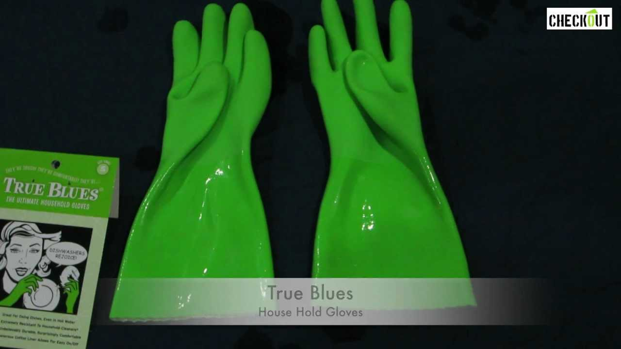 True Blue Kitchen Gloves Creepingthyme Info