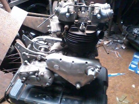 tribsa engine build