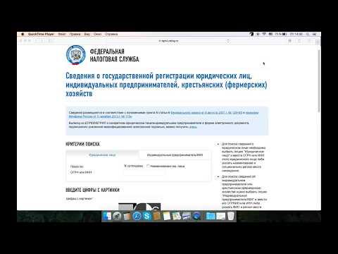 Как  получить официальную выписку из ЕГРЮЛ или ЕГРИП | Видеоинструкция | инструкция