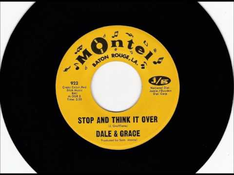 Stop And Think It Over , Dale And Grace , 1964