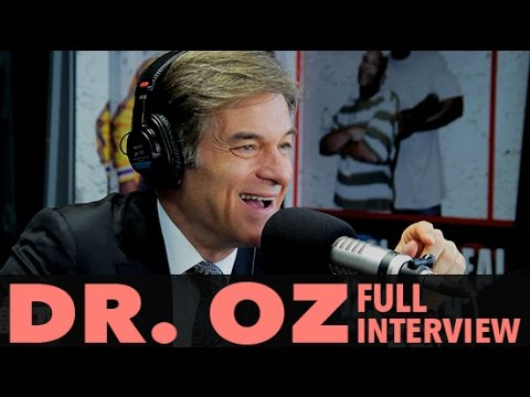 Dr Oz on Cupping, Cryotherapy, Healthiest Diet, And More! (Full Interview) | BigBoyTV