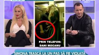 SCANDAL IMENS la TV! Dani Mocanu l-a jignit în direct pe Mihai Morar!