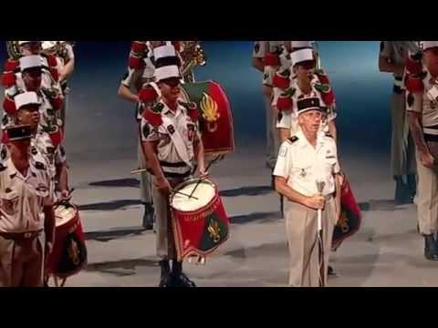 Légion étrangère - Foreign Legion - Fremdenlegion  Musique